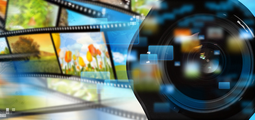 Film, Video, Internet und Multimedia
